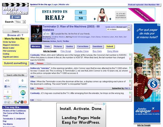 40 Fantastic Movie Related Websites