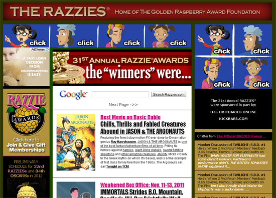 The Razzies