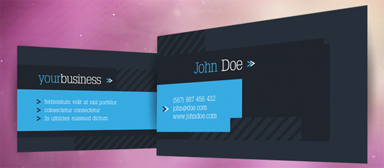 50 free photoshop business card templates the jotform blog technix business card fbccfo Choice Image