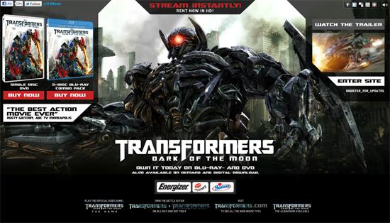 Transformers - Dark Of The Moon