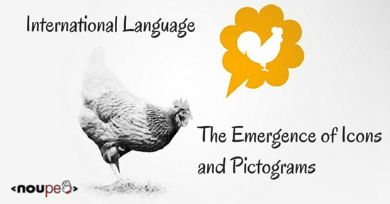 International Language: The Emergence of Icons and Pictograms