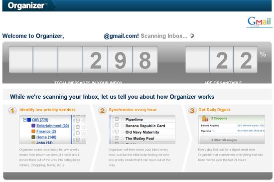 Get Organizer