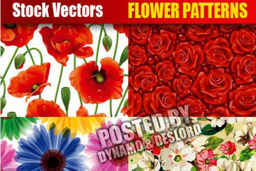 Flower Patterns That Are Simply Perfect For Your Spring Designs Screenshot