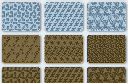 50 Useful and Free Seamless Pattern Sets
