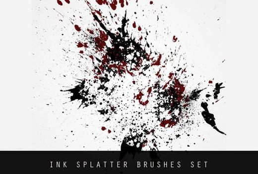 50+ New and Free Photoshop Brush Packs