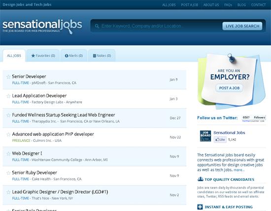 Sensational Jobs