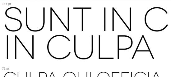 Novecento (Wide Light) Free Font
