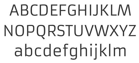Armata Free Font