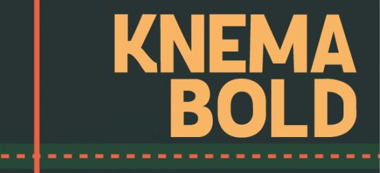 Knema Free Font
