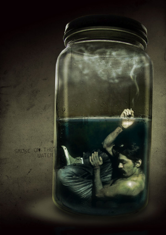 Water Photo Manipulation