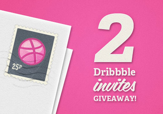 Dribbble invite shot by Matteo Di Capua