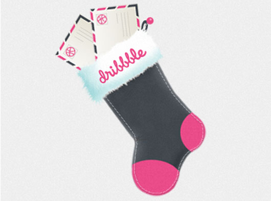 Dribbble invite shot by Roberto Torres