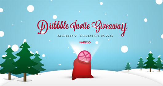 Dribbble invite shot by Wes O'Haire