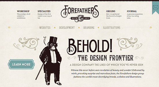 Web Throwback: Showcase of Vintage and Retro Web Design