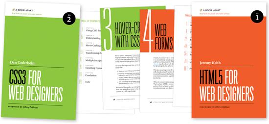 HTML5 & CSS3 For Web Designers Bundle