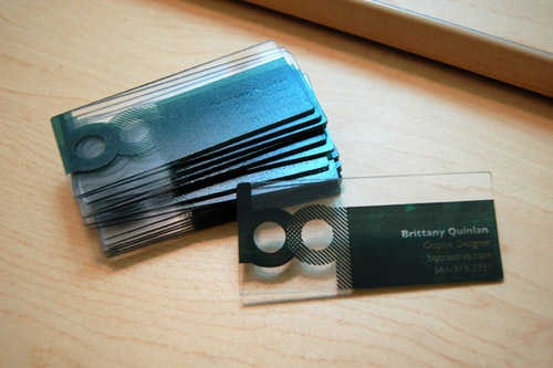 Unusual Business Card 31