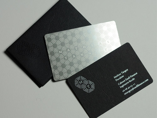 Unusual Business Card 43