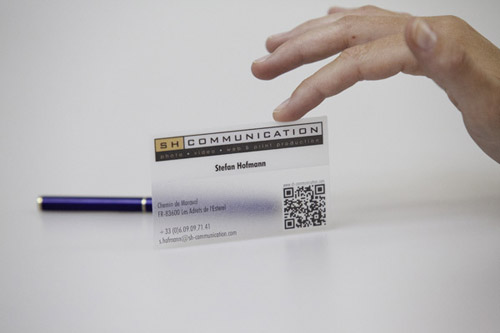 Unusual Business Card 44