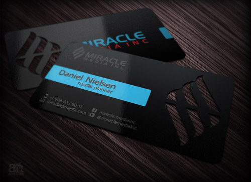 Unusual Business Card 49