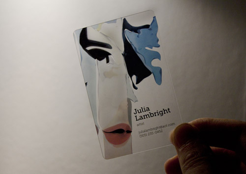 Unusual Business Card 54
