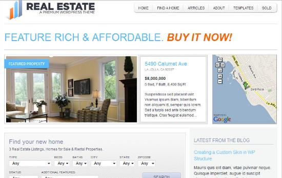 WP Pro Real Estate 2
