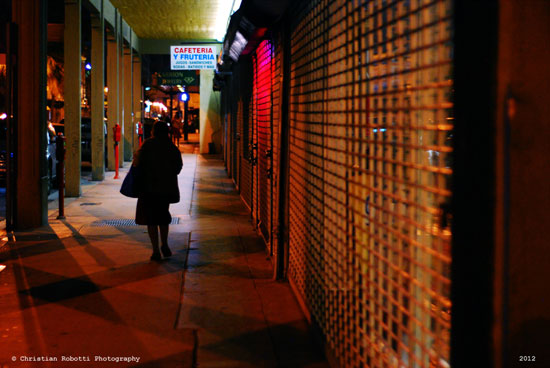 Night Moves: A Collection of Night-Life Photography