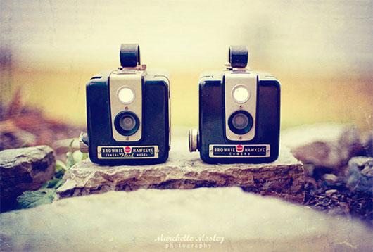 Camera one, camera two