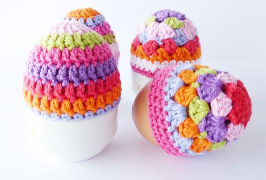 Easter Egg Cozies