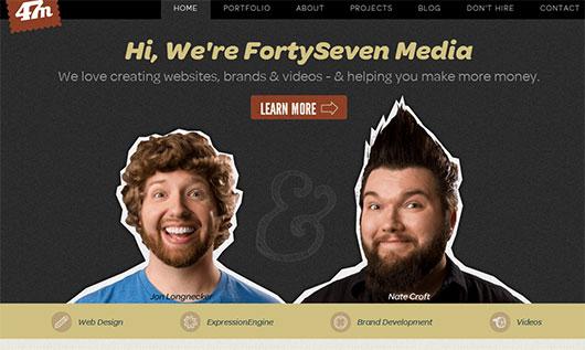 Forty Seven Media