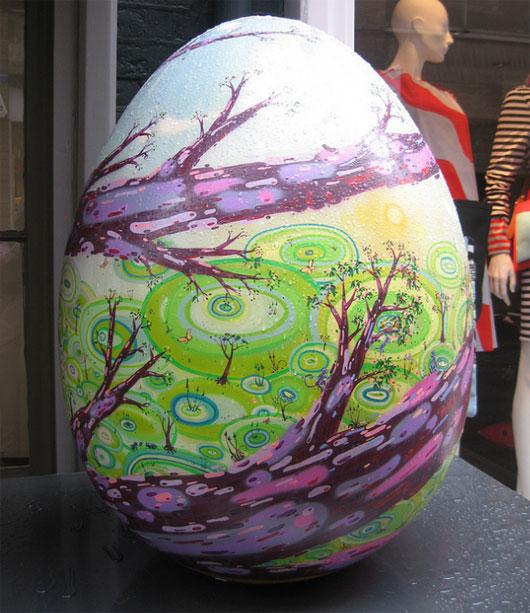 Seasonal egg