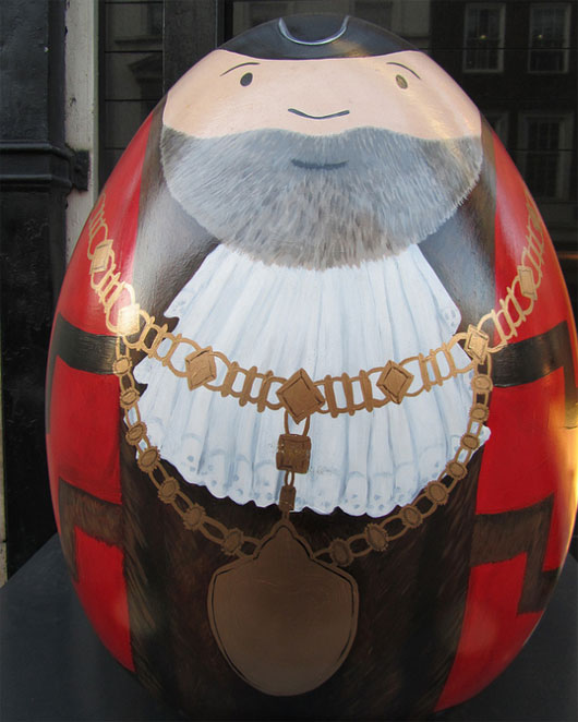Mayoral egg