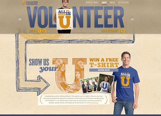 Volunteer Louisiana