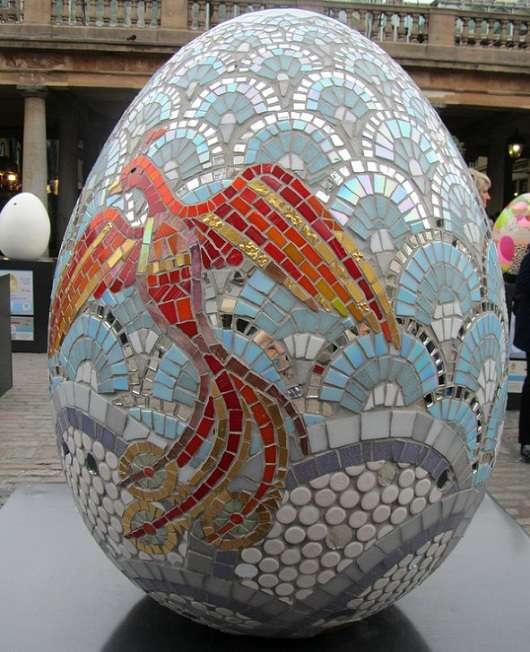 The Big Egg Hunt - Phoenix egg