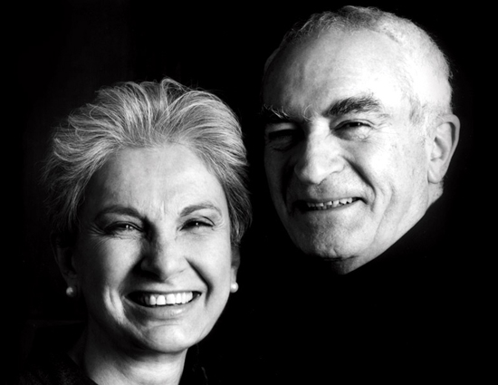 Massimo And Lella Vignelli: Designs That Will Outlive Mankind