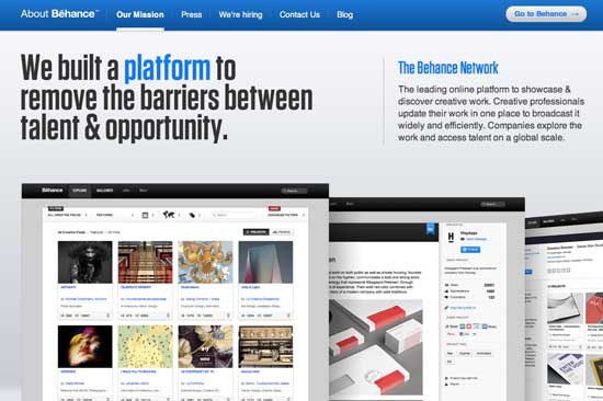 Building An Online Web Design Portfolio Tools Themes And Templates