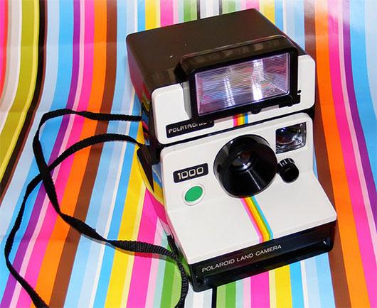 polaroid 1000 land camera