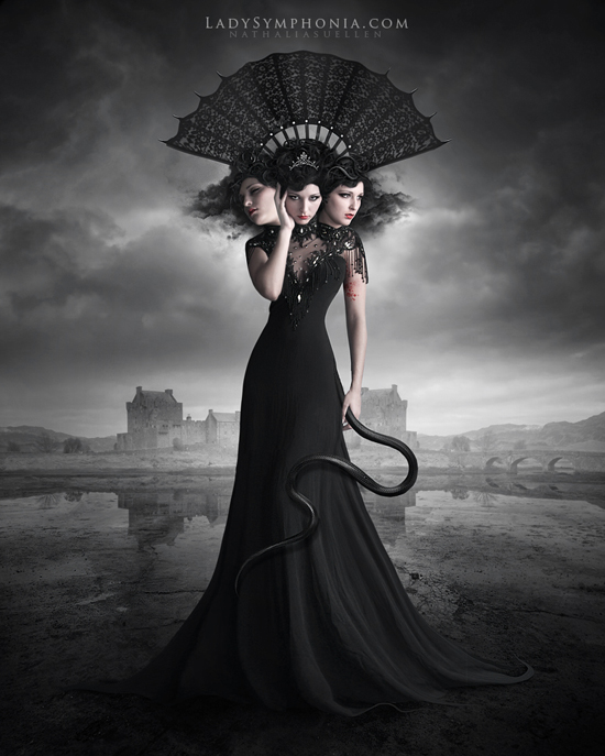 Dark Surreal Photo Manipulation