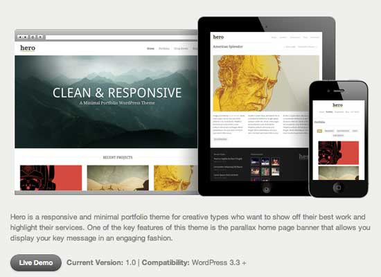 Building an Online Web Design Portfolio: Tools, Themes, and Templates