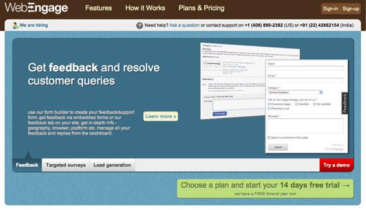Getting the Word from the Web: Awesome Feedback Tools and Services