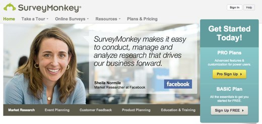 survey monkey free online survey software