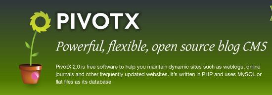 PivotX