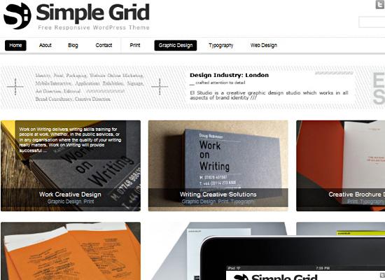 Simple Grid