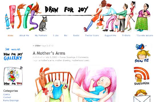 Draw for Joy