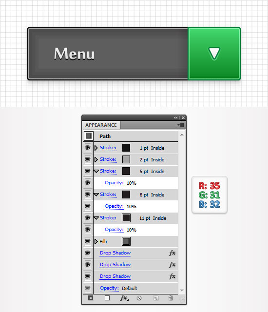 Adobe Illustrator Menu Templates - UPrinting.com