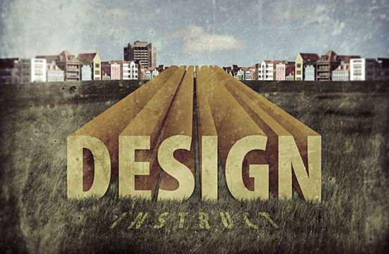 In This Photoshop Tutorial You Are Going To Learn How Create Some 3D Text Using Only The Mood We Will Strive Incorporate