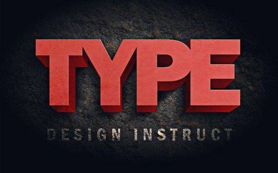 In This Quick And Easy Graphic Design Tutorial Youll Discover A Handy Process For Generating Attention Grabbing Three Dimensional Typography With The Help