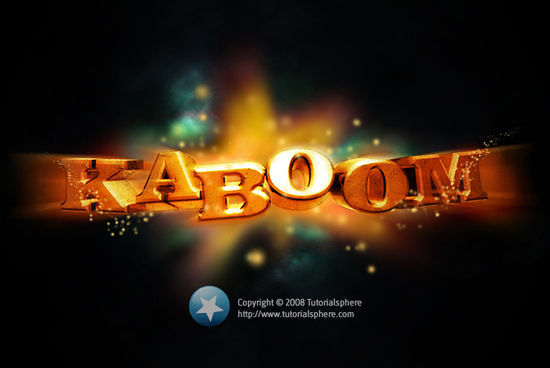 3d Text Effects Ultimate Collection Photoshop Tutorials