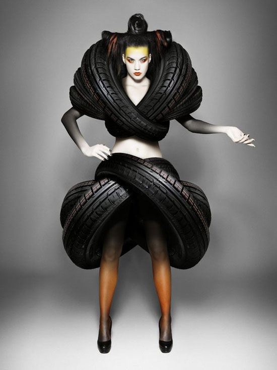 Creatively Clad: A Showcase of Creative Costume Design