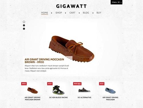 Gigawatt eCommerce