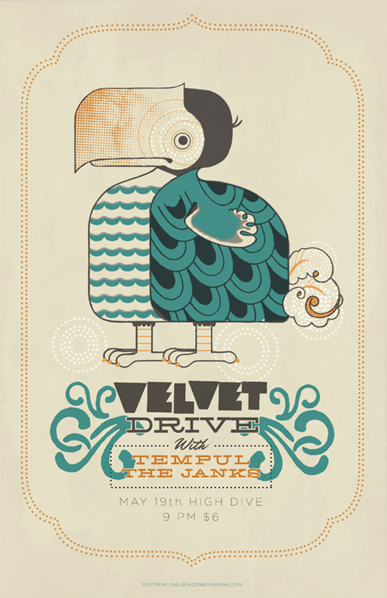 Creativity Illustrated: Collection of Imaginative Vector Posters
